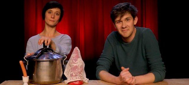 Capture d'écran de la vidéo sur Dom Juan par Le Festin des idiots