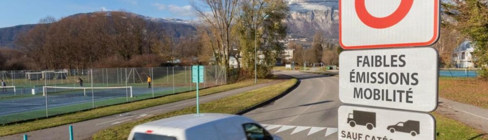 """Des """"contrôles pédagogiques"""" sur la Zone à faible émission élargie à 27 communes de la Métropole"""