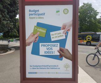 Affiche 7e édition budget participatif