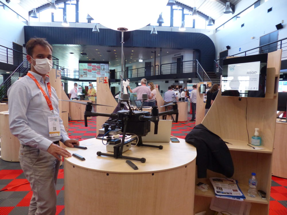 forum 5I 24 e édition, 1er juillet 2021, Centre de Congrès World Trade Center Grenoble (c) Emma Venancie- Place Gre'net