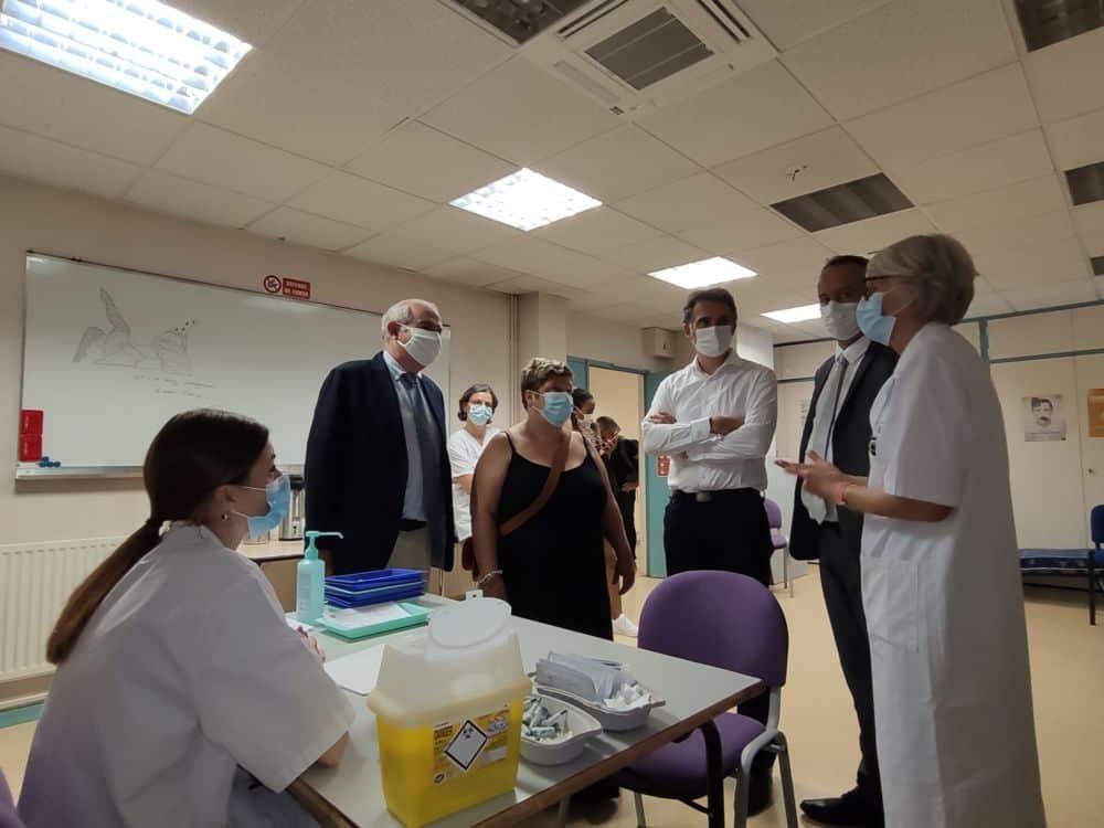 Du vaccinodrome au CCAS, la vaccination reste un enjeu majeur pour l'État comme la Ville de Grenoble
