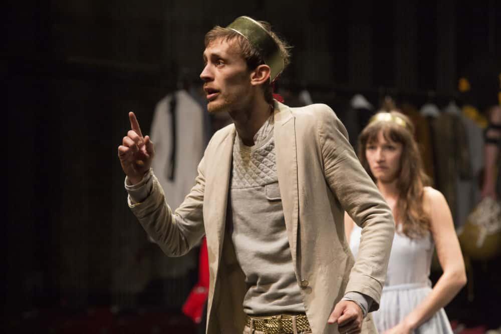 Édouard II de Marlowe revisité par la compagnie Ring Théâtre © Yves Petit