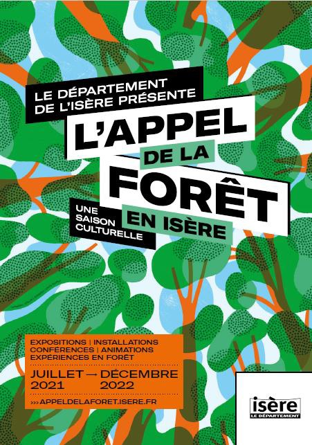 La nouvelle saison culturelle du Département de l'Isère : Appel de la forêt © Département de l'Isère