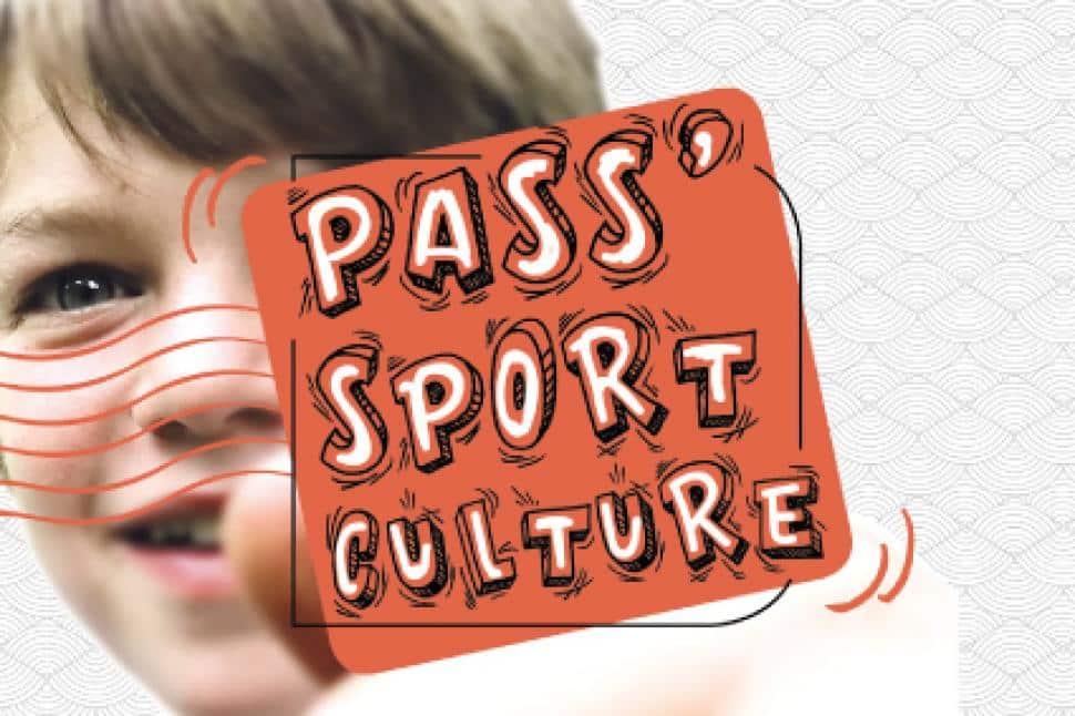 Visuel du Pass' sport culture de la Ville de Pont-de-Claix © Pont-de-Claix