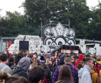 """La rave party sur l'ancienne Zad de Roybon a pris fin avec l'évacuation des derniers """"teufeurs"""" le 3 août au soir"""