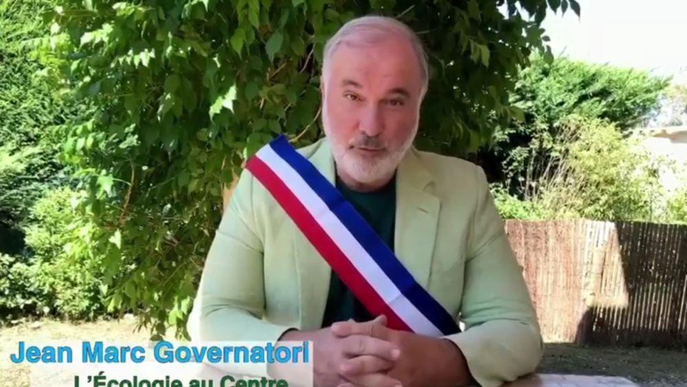 """""""Pourquoi vouloir emmerder les non-vaccinés comme moi?"""", se demande Jean-Marc Governatori, candidat à la primaire écologiste soutenu par Cap21. © Facebook"""