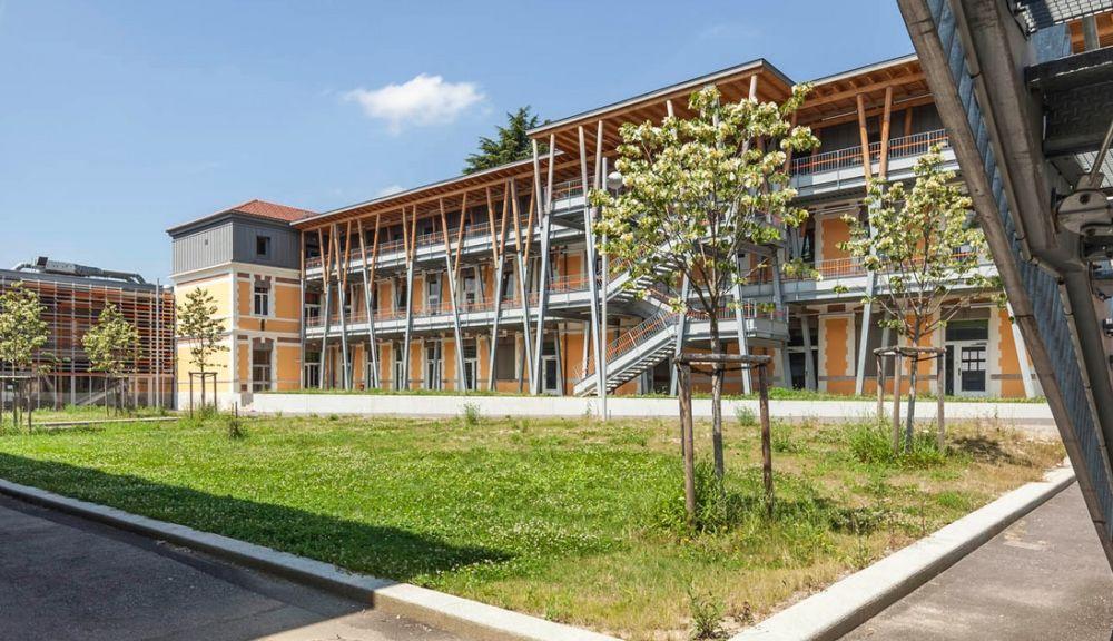 La Fédération nationale de la Libre pensée organise son congrès national au lycée Ferdinand-Buisson du 24 au 27 août 2021 © Région Auvergne-Rhône-Alpes