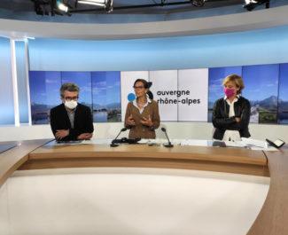 """Une rentrée sur France 3 Aura entre programmes """"Feel Good""""... et regards sur 2022"""