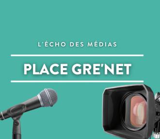 """Chronique Place Gre'net - RCF épisode 3 : """"Des coupes d'arbres qui font polémique à Grenoble"""""""