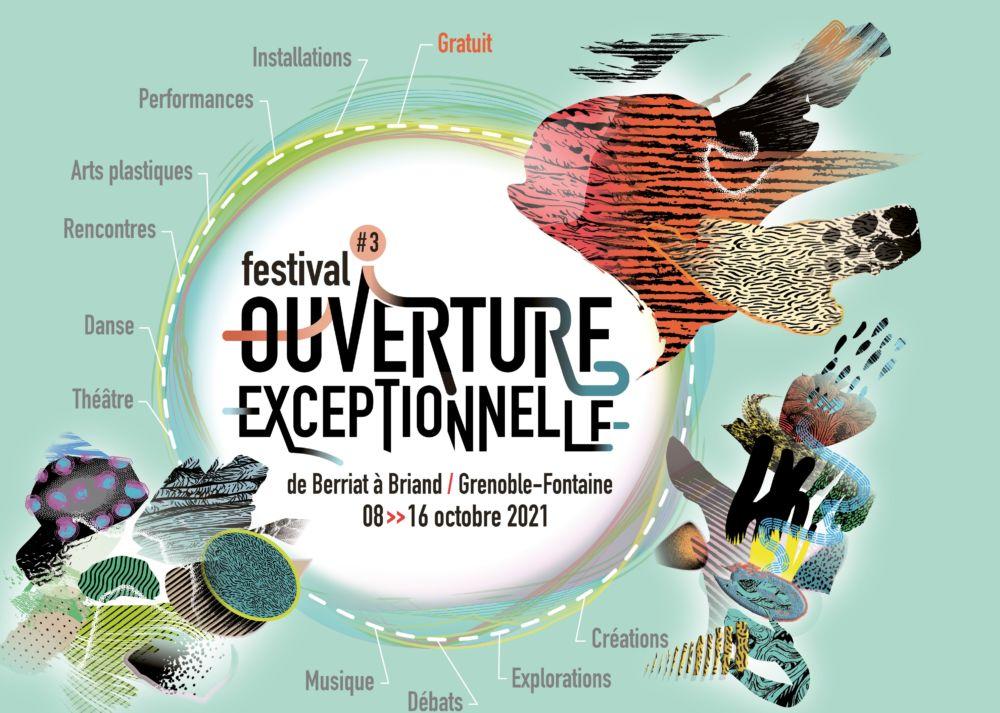 Nouvelle édition d'Ouverture exceptionnelle à Grenoble et Fontaine du 8 au 16 octobre