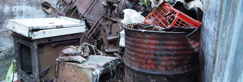 """Plus de soixante alertes recensées sur la Métropole lors de l'opération """"Lutte contre les dépôts sauvages"""""""
