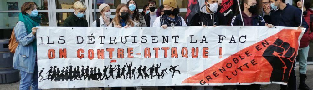 UGA : les syndicats protestent contre un plan d'austérité