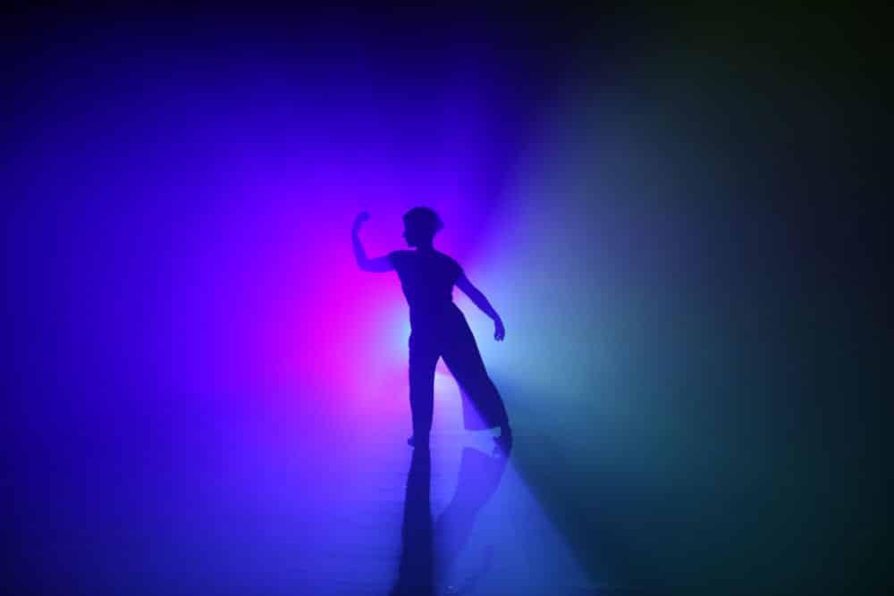 """""""Vivre les vacances"""" : 26 spectacles pour jeune public à Grenoble et autour.« Lux ou la petite fille qui avait peur du blanc », l'un des spectacles proposés par Vive les vacances pendant les vacances de la Toussaint. © Olivier Bonnet"""