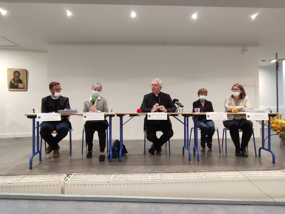 Loïc Lagadec, Marie-François Guihard, Guy de Kerimel, Marie-Jo Verlucco, Sophie Fitte © Florent Mathieu - Place Gre'net