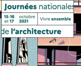 Des Journées nationales de l'architecture sous le signe du vivre ensemble du 15 au 17 octobre