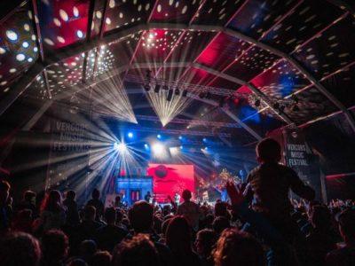BigFlo et Oli au Vercors Music Festival 2018. © Lila Azeu