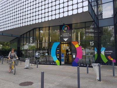 Agence de mobilité du Smmag, 15 boulevard Vallier à Grenoble, mardi 14 septembre 2021 © Séverine Cattiaux - Place Gre'net