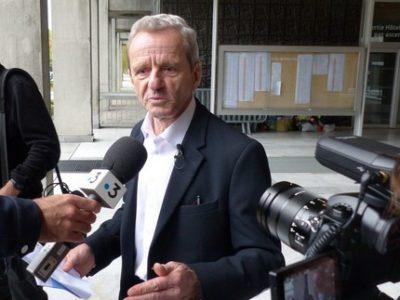 Alain Carignon Hôtel de Ville UNE
