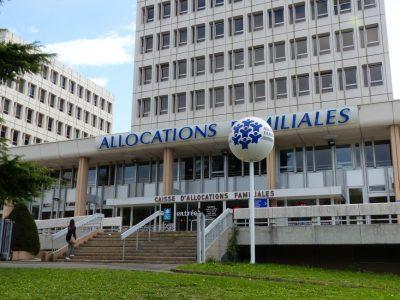 Caisse d'Allocations Familliales à Grenoble © Elodie Rummelhard - placegrenet.fr
