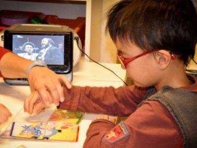 La prise en charge de l'autisme en France. Photo © Marina B Photographie