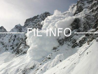 Une avalanche a fait un mort et un blessé ce 29 janvier dans le massif de l'Oisans. Le manteau neigeux reste particulièrement instable en montagne.