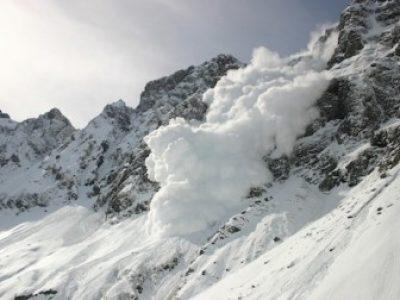 avalanches : faut-il revoir l'échelle des risques ? Crédit Aurélien Prudor - ANENA