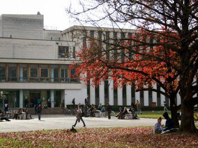 Campus de Saint-Martin d'Hères © Université de Grenoble