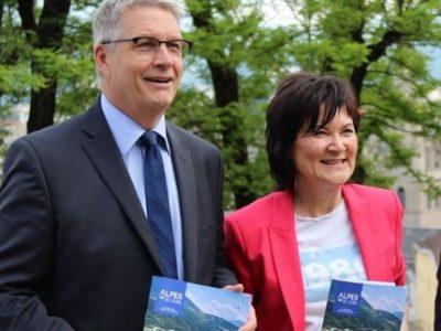 La vice-présidente du Département Chantal Carlioz renonce à briguer un nouveau mandat
