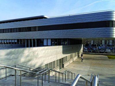 Le nouveau bâtiment de l'Institut des métiers et des techniques IMT Grenoble © CCI de l'Isère