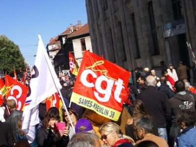 CGT Sames Kremlin Une