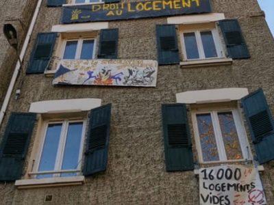 COUV Logements et bâtiments vides... nouveaux terrains de jeux pour l'urbanisme tactique à Grenoble ? © Joël Kermabon - Place Gre'net
