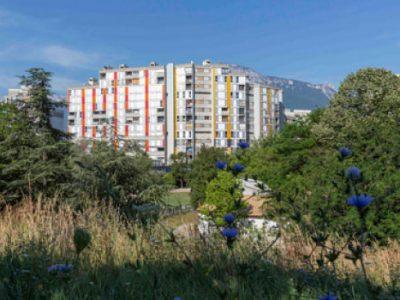 COUV Copropriété du 150 rénovée dans le cadre du plan de sauvegarde crédit Métropole de Grenoble