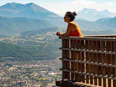 COUV La Métropole de Grenoble organise une concertation du 3 mai au 3 juin 2021, en vue de modifier son Plan local d'urbanisme intercommunal (Plui) Crédit La Métropole de Grenoble