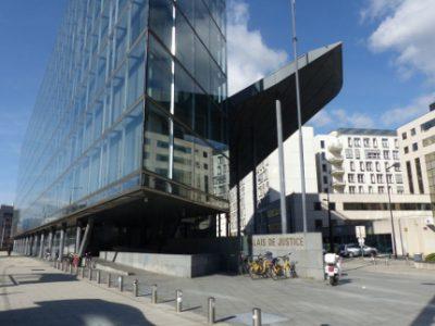 Palais de justice de Grenoble. © Joël Kermabon - Place Gre'net
