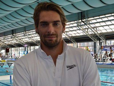 Le nageur Camille Lacourt était la tête d'affiche du 2e Open des Alpes à la piscine de Saint-Martin-d'Hères les 26 et 27 novembre. Interview.