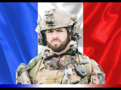 Le Caporal-chef Maxime Blasco du 7e bataillon de chasseurs alpins de Varces mort au combat au Mali. © Armée de Terre