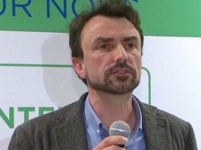 Grégory Doucet, le nouveau maire de Lyon © capture d'écran France 3 AuvergneRhône-Alpes