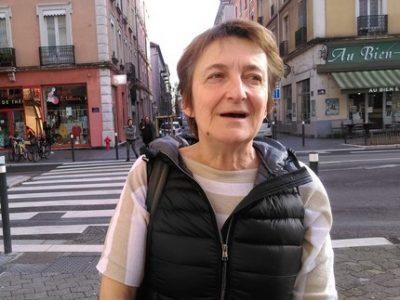 Catherine Brun Lutte Ouvrière UNE