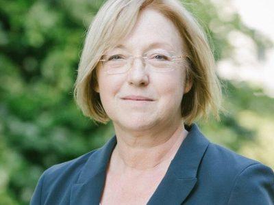 Législatives 2017, Catherine Kamowski, candidate LREM, dans la cinquième circonscription DR
