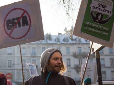 Les élus RCSE de la Région appellent la France à refuser le traité de libre-échange UE-Mercosur