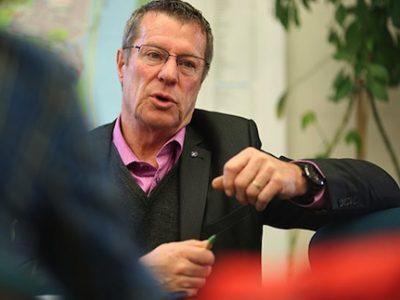 Christian Coigné a été réélu maire de Sassenage pour la 4e fois consécutive. L'alliance des deux listes de gauche n'a pas permis à la commune de basculer.