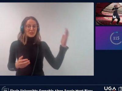 Clara Aimar et Maxime Leprince qualifiés pour la finale nationale Ma thèse en 180 secondes