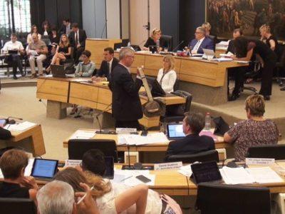 Présent dans 12 cantons sur 29, LREM présente ses propositions pour les départementales en Isère