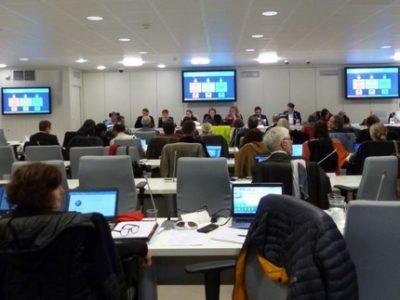 Conseil municipal Grenoble (Métro) UNE
