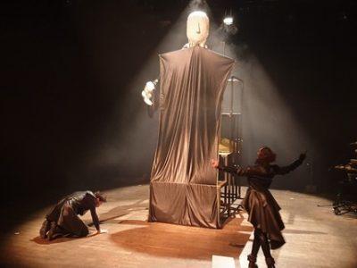Contre Poing Macbeth © Mathlide Andrusin - Théâtre municipal de Grenoble UNE