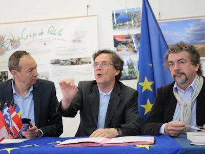 Première consultation citoyenne sur l'Europe à Grenoble ce 17 mai. Objectif : ouvrir le débat. Et accessoirement, commencer à poser des jalons ?