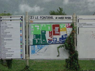 ZAE Le Fontanil-Cornillon