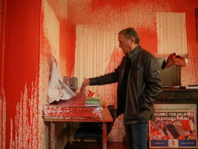 Le local des Républicains à Grenoble de nouveau la cible de dégradations. Sur fond de campagne électorale, les violences envers les partis se multiplient.