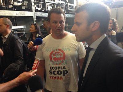 Les voies légales ayant été épuisées, les ex-salariés d'Ecopla ont décidé d'occuper illégalement l'usine de Saint-Vincent-de-Mercuze dès le 14 janvier 2017.