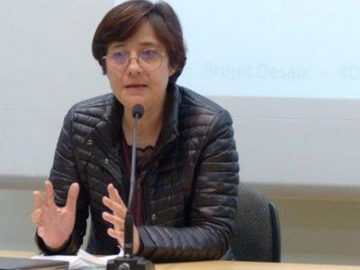 L'élue grenobloise Élisa Martin nommée présidente du bailleur social Actis
